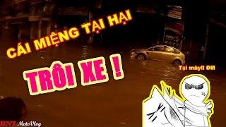 MotoVlog VietNam | Nha Trang 20 - [LŨ LỤT] CÁI MIỆNG TAI HẠI, ĐỪNG ĐÙA VỚI THIÊN NHIÊN