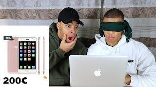 BLIND BEI WISH BESTELLEN !!! | PrankBrosTV