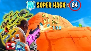 New Power of Hacker in Fortnite Battle Royale