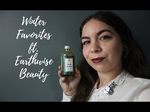 Winter Favorites ft. Earthwise Beauty//TheGreenQueen