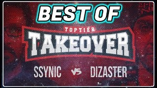 TOPTIER TAKEOVER | BEST OF SSYNIC vs. DIZASTER CO-HOSTED BY OXXXYMIRON | Rap am Mittwoch