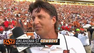 2019   Game 4   #12 Texas vs Oklahoma State