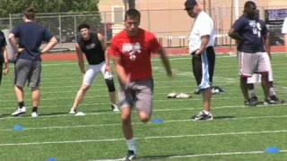 National Underclassmen Football Combine - Wichita, Kansas 2010
