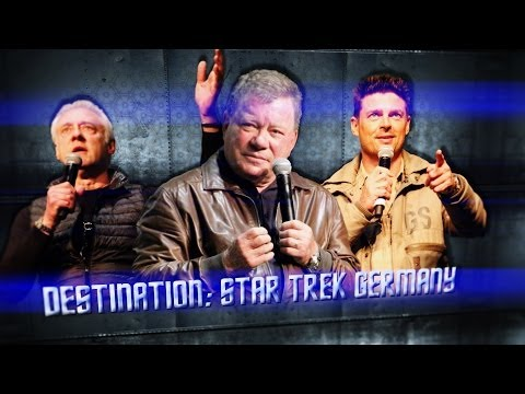 Die Destination Star Trek Germany 2014 in Frankfurt - SCIFINEWS-TV LIVE!