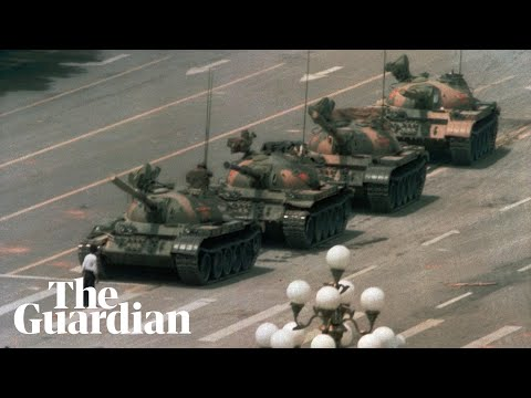 Tank Man: what happened at Tiananmen Square?