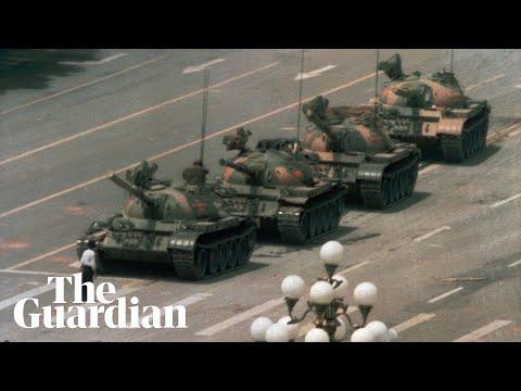 Tank Man: What Happened At Tiananmen Square?