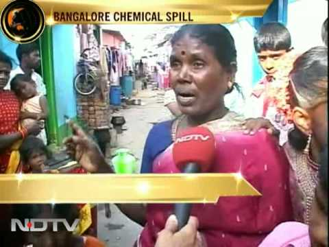 Bangalore spill: Pharma firm dumped waste?