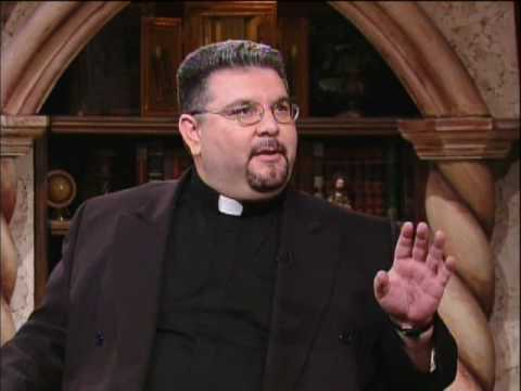 Fr. David on Eucharistic Adoration from EWTN Live appearance