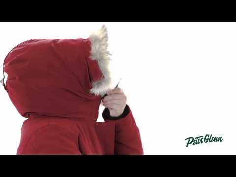 2015 Canada Goose Women's Victoria Parka Review By Peter Glenn