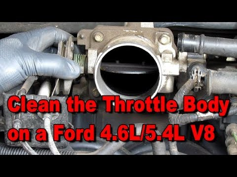 How to Clean a Throttle Body - Simple & Easy!