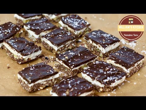 recette-des-nanaimo-bars-|-canada-day-|-william's-kitchen