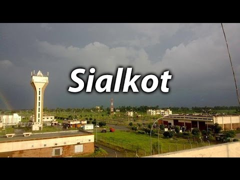 Travel VLOG: Sialkot in Pakistan