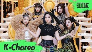 [K-Choreo 6K] 있지 직캠 'WANNABE' (ITZY Choreography) l @Bank 200313