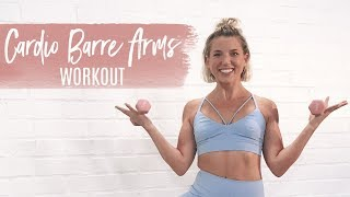 Cardio Barre Arms Workout | Tone It Up!