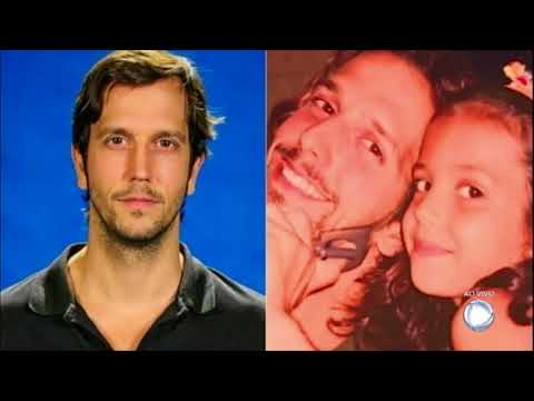 Hora da Venenosa: Vladimir Brichta revela que brigou na justiça pelo direito de cuidar da filha