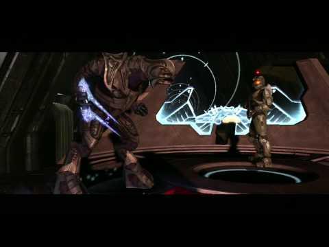 Halo 3 Gravemind's betrayel