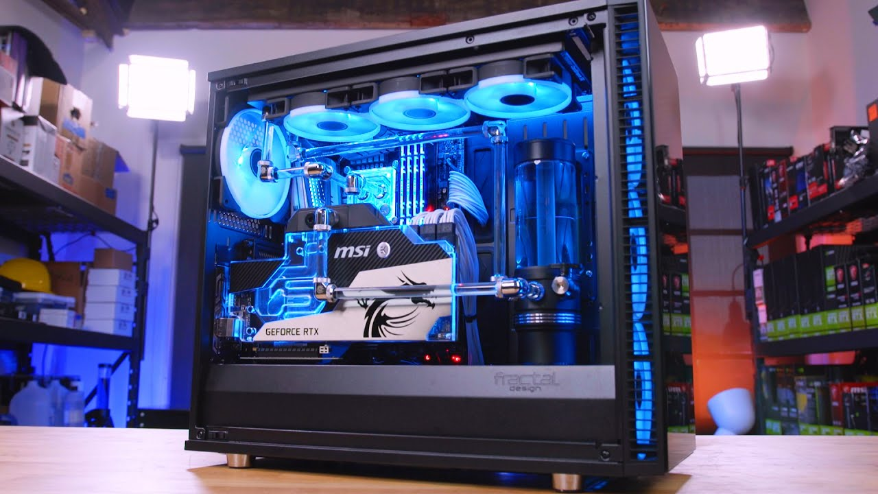 Download This is how I plan my watercooled builds!