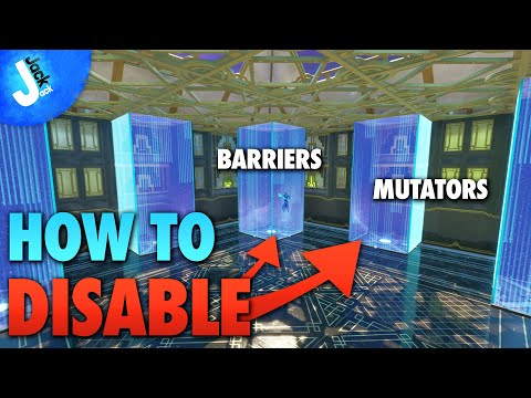 How To Disable Barriers & Mutators For Box Fight | Common Box Fight Building Mistakes