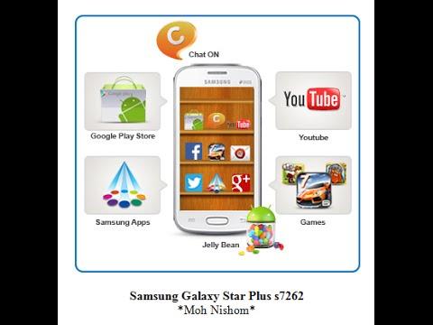 Samsung Galaxy Star Plus s7262 HD