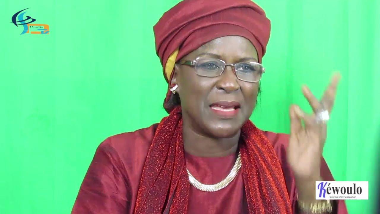 """""""Macky Sall a trahi les espoirs placés en lui et nous sommes décidé..."""",  Amsatou Sow Sidibé"""