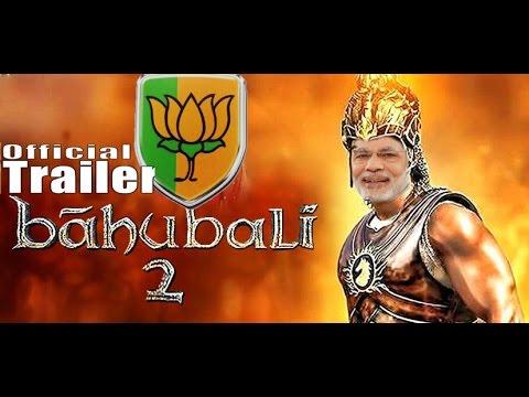 Baahubali 2 - The Final Trailer   Modi  ...