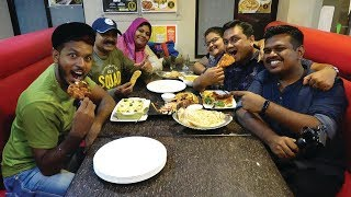 A Vlog with Karthik Surya & Salu Kitchen - How to book Family/Dormitory rooms in Railway Station?