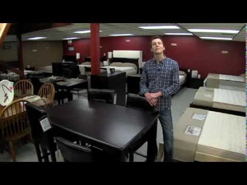 Wholesale Furniture Brokers Kamloops Commercial: Sacramento Espresso  Leather Sectional Sofa
