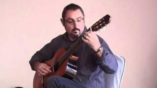 Angel González- Lamento Gitano, soleá de B. Calatayud