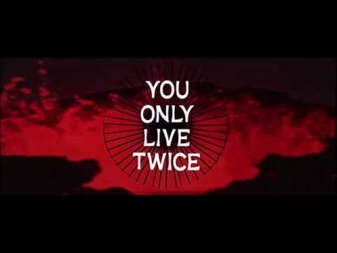 """""""YOU ONLY LIVE TWICE"""" THEME SONG,  NANCY SINATRA  (1967)"""