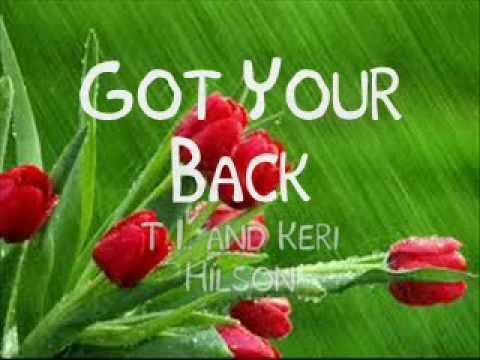 Got Your Back- T.I. ft. Keri Hilson lyrics