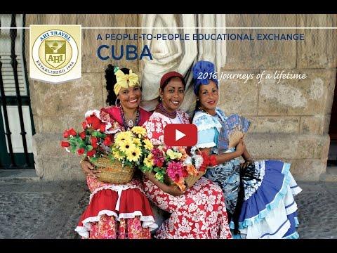 Cuba ~ The People, Culture & Art