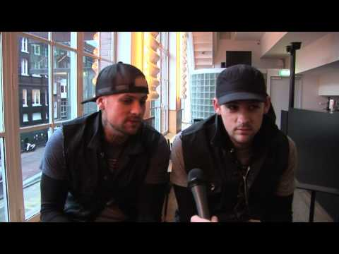 Interview Good Charlotte -- Joel & Benji Madden (part 1)
