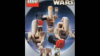 LEGO Star Wars - Sets of the Year 2000