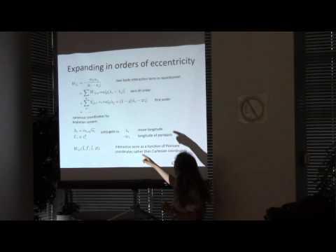 CITA 607: [ISIMA] Three-body resonances