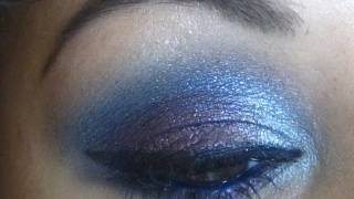 Revlon Diamond Lust Eye Look :)