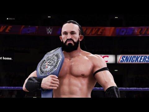 WWE 2K18   Championship Entrances
