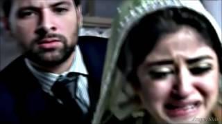 vuclip Ahmer & Hina Scene-1 {Tum mere kya ho}