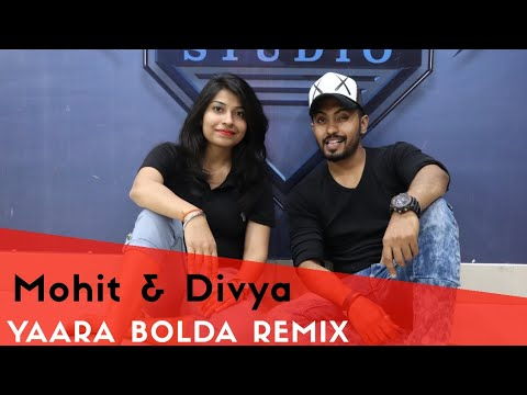 T-Series Mixtape | YAAR BOLDA/MUKHDA DEKH KE | Surjit & Gitaz Bindrakhia | Cover by Mohit & Divya