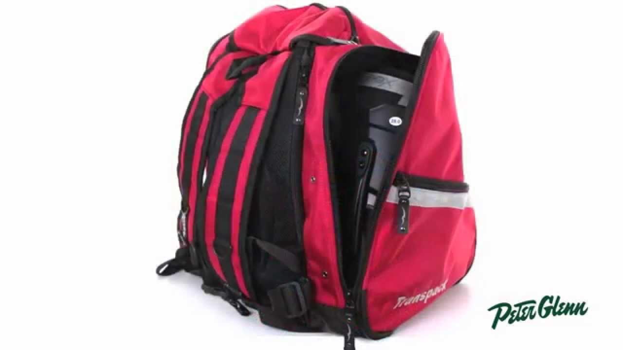 f6369f50d9 2014 Transpack XT Pro Boot Bag Review by Peter Glenn - YouTube