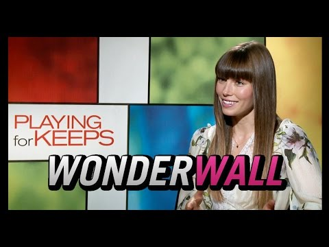 "Jessica Biel is ""Psyched About What's to Come Next"" -- Wonderwall Exclusive for Nov. 29, 2012"
