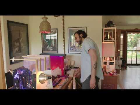SHAKEY GRAVES  Cant Wake Up: Making The Album Art