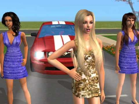 Kesha  Blah Blah Blah  The Sims 2
