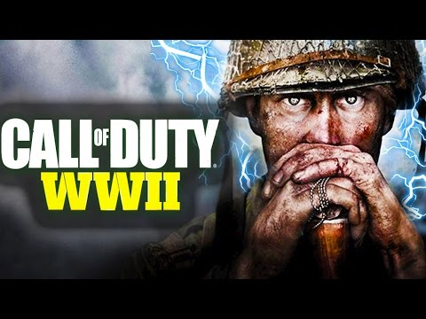 Call of Duty: WORLD WAR 2 (WWII) LIVE WORLD REVEAL! | GAMEPLAY TRAILER |