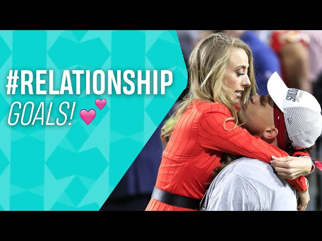 Super Bowl MVP Patrick Mahomes & High School Sweetheart Brittany Matthews\' Love Story
