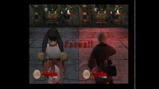 Tenchu 3 Wrath of Heaven Multiplayer Session Part 1