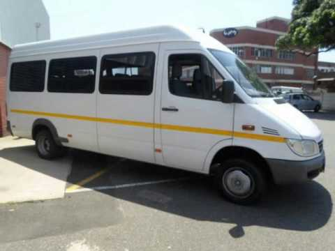 2009 MERCEDES-BENZ BUS Sprinter, 22 Seater Auto For Sale On Auto Trader South Africa