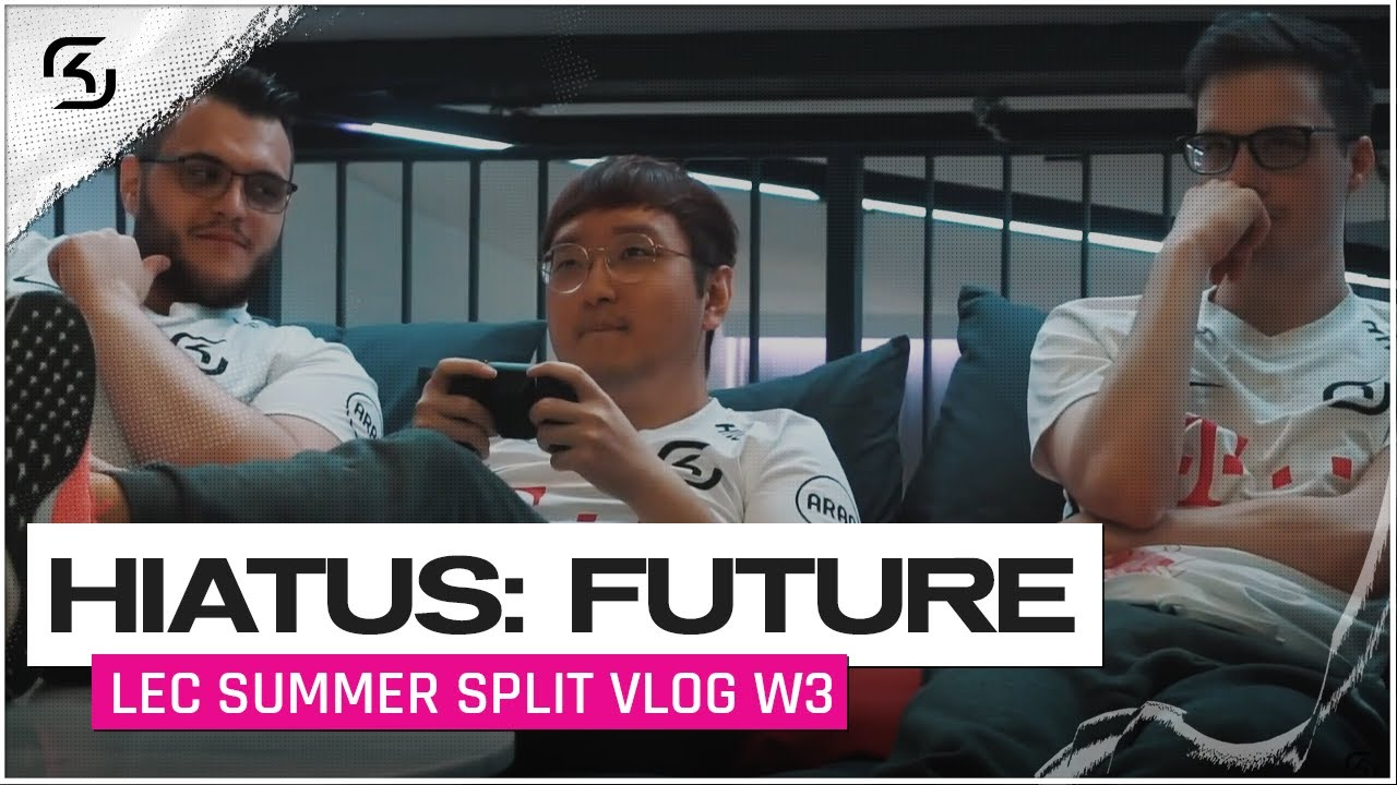 HIATUS: FUTURE. | SK GAMING LEC VLOG | EPISODE 3 | 2020 Summer Split