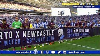 FC Porto-Newcastle, 0-0 (resumo)