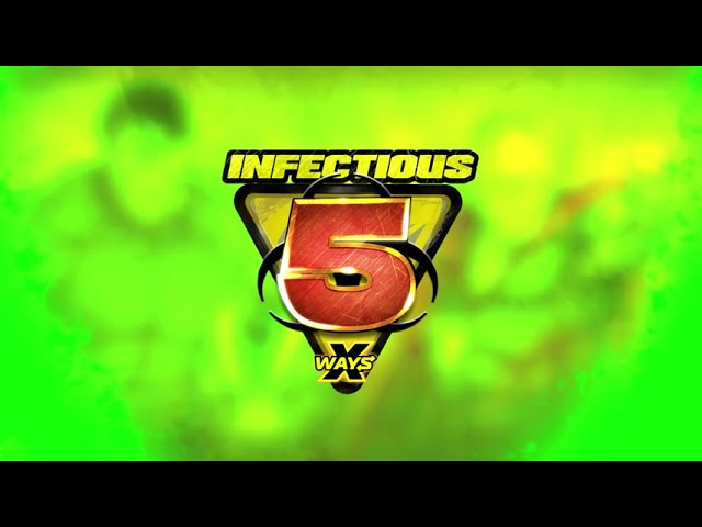 Infectious 5 xWays Slot Play Free ▷ RTP 96% & High Volatility video preview