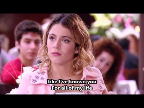 Violetta 3 English - For All of My Life (Mil vidas Atrás) - Lyrics